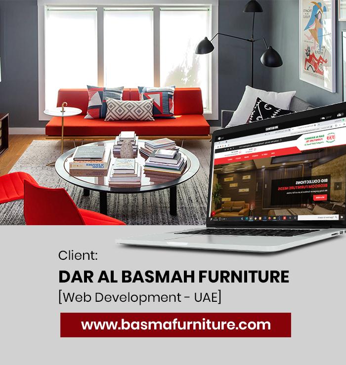 DAR Al Basmah Furniture